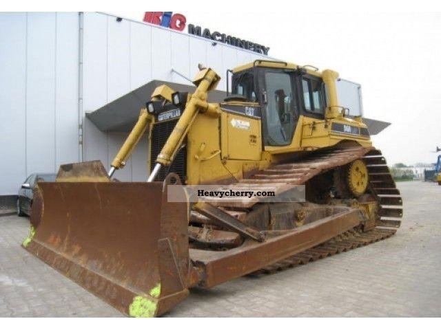 1997 CAT  D6R LGP Construction machine Dozer photo