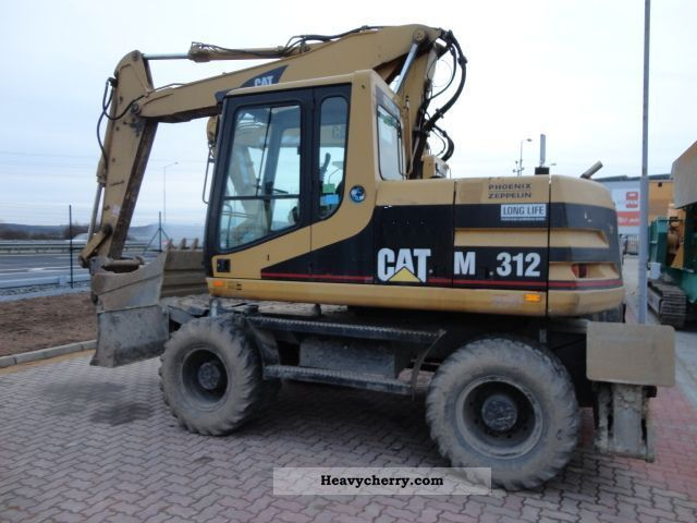 2002 CAT  M312 Construction machine Other construction vehicles photo