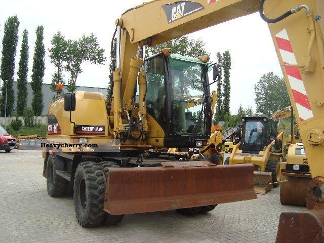 2003 CAT  M315C Construction machine Other construction vehicles photo