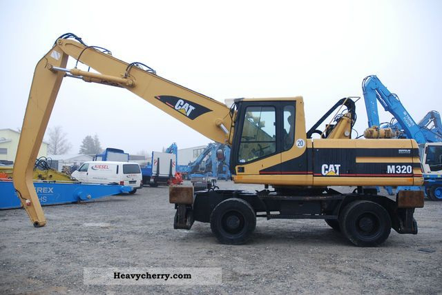 2003 CAT  M320 Construction machine Other construction vehicles photo