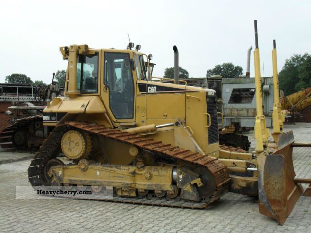 CAT D6N 2006 Dozer Construction Equipment Photo and Specs