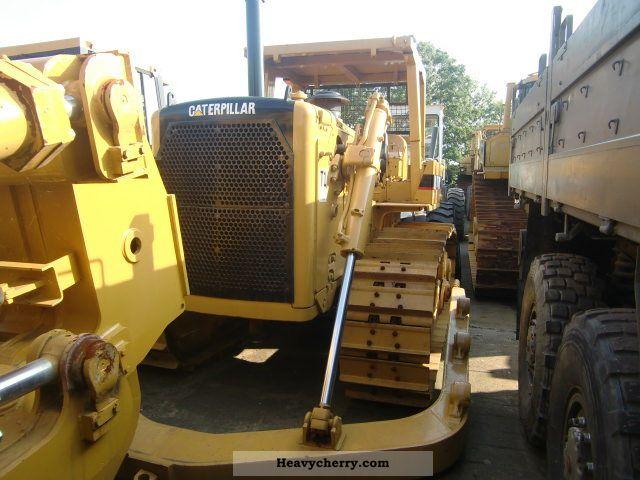 2001 CAT  D 7 G bulldozer built 2001 Construction machine Dozer photo