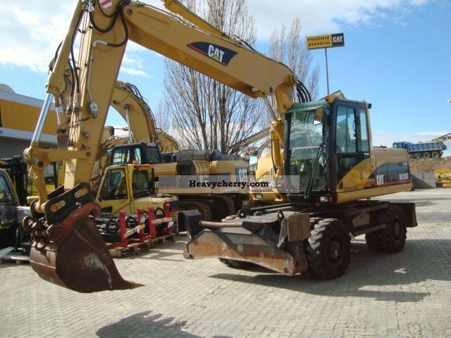 2006 CAT  M318C Construction machine Other construction vehicles photo