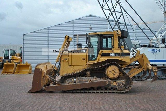 2006 CAT  D6R XL III Construction machine Dozer photo