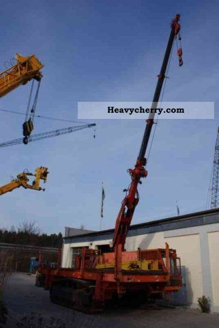 1996 CAT  Crawler crane rope (Oetken) Construction machine Other construction vehicles photo