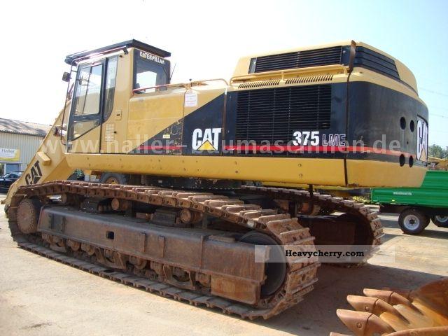 Caterpillar digger, Construction machine Commercial Vehicles