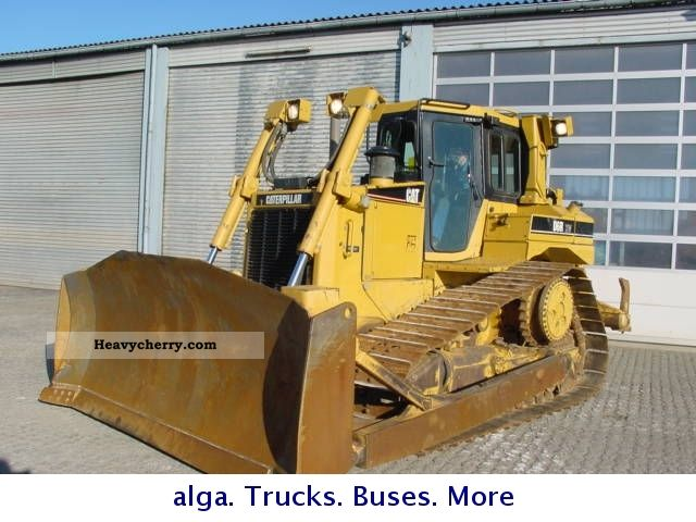 2011 CAT  D6R XW Ser.III SPECIAL PRICE € 129,000 Construction machine Dozer photo