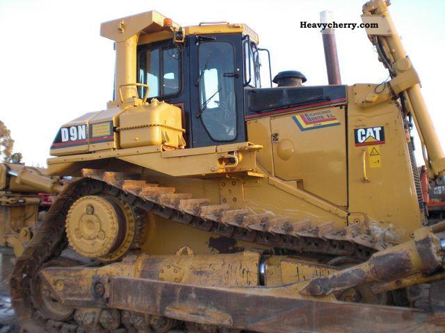 1989 CAT  D9N Construction machine Dozer photo