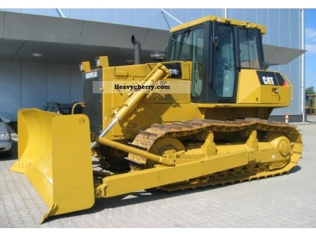 2008 CAT  D7GII Construction machine Dozer photo