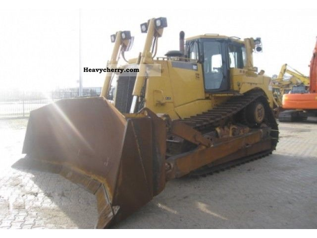 2008 CAT  D8T Construction machine Dozer photo