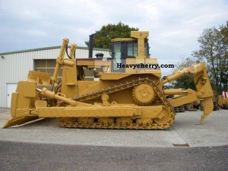 2000 CAT  D 10 R Construction machine Dozer photo