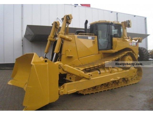 CAT D8T 2007 Dozer Construction Equipment Photo and Specs