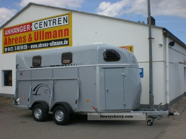 2011 Cheval Liberte  4004 4 horse trailer Aluminium floor including Pullman Trailer Cattle truck photo