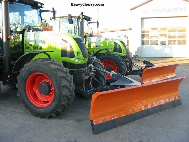 2011 Claas  PS3000 - SNOW PLOW Agricultural vehicle Other substructures photo
