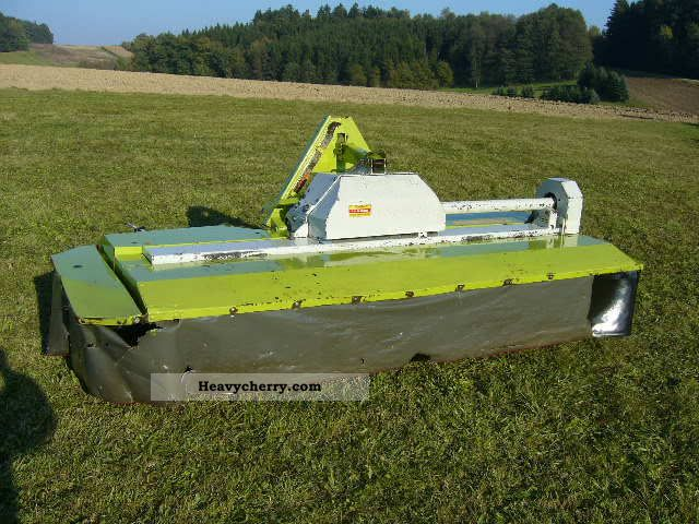 2011 Claas  WM 290 Agricultural vehicle Reaper photo