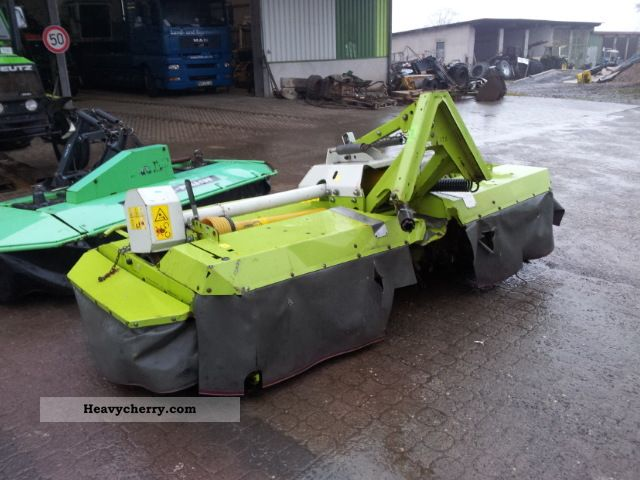 2006 Claas  Corto 3100 FC front mower Agricultural vehicle Reaper photo