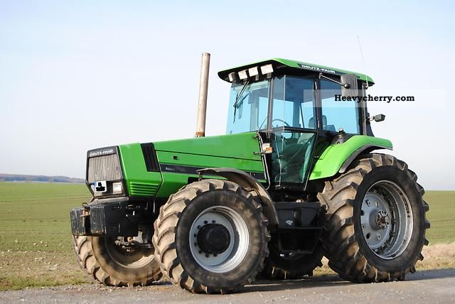 1993 Deutz-Fahr  Agrostar 8:31 AGCO Agricultural vehicle Tractor photo