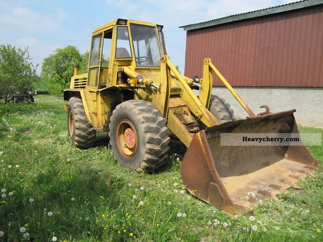 1979 Faun  Shovel loaders with 2m ³ Construction machine Wheeled loader photo