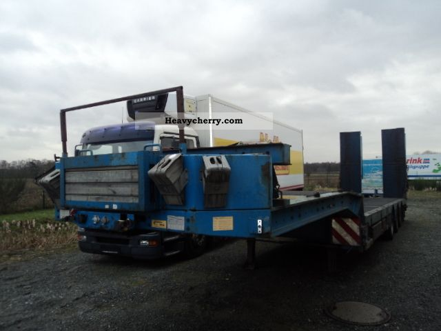 Faymonville Multimax  And 17 9 M  Lifting Bed  Double