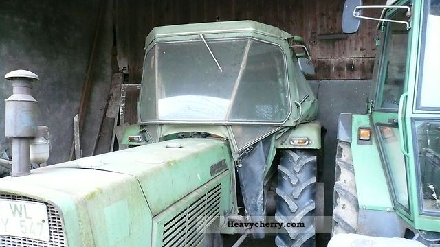 1970 Fendt  3s Bj.70 1.Hand Agricultural vehicle Tractor photo