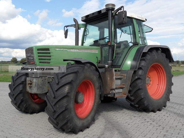 1997 Fendt  515 C Agricultural vehicle Tractor photo