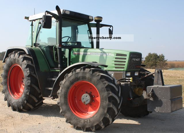 Cat 226 Specs >> Fendt Favorit 514C front linkage / rear lift 1998 Agricultural Tractor Photo and Specs