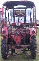 1970 Fortschritt  GT 124 Agricultural vehicle Tractor photo 1