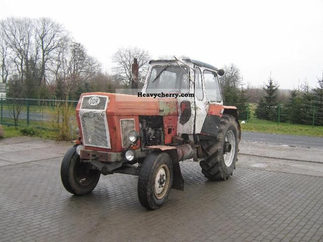 1971 Fortschritt  ZT 300 Agricultural vehicle Tractor photo