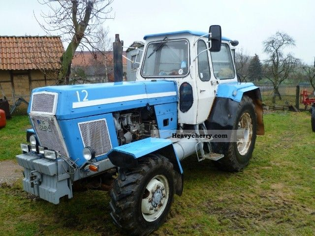 2011 Fortschritt  ZT 303 wheel Agricultural vehicle Tractor photo