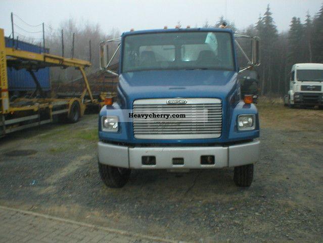 Freightliner Fl 80 6x4 Tractor Engine Mercedes Benz 2002