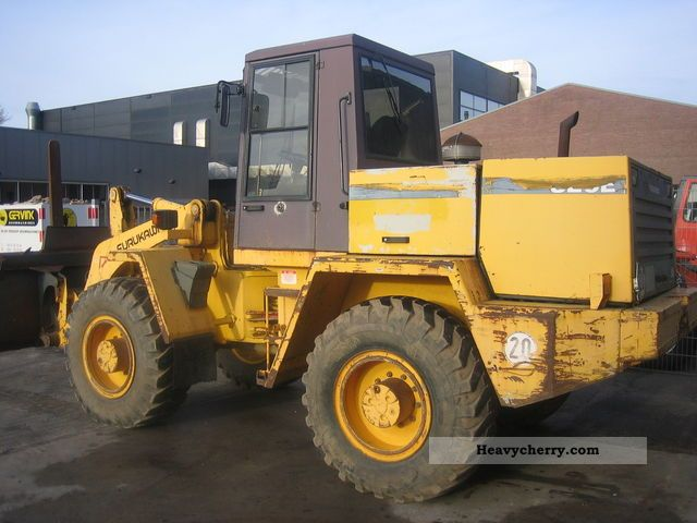 1996 Furukawa  320 I Construction machine Wheeled loader photo