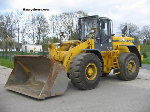 2003 Furukawa  345 - II Construction machine Wheeled loader photo