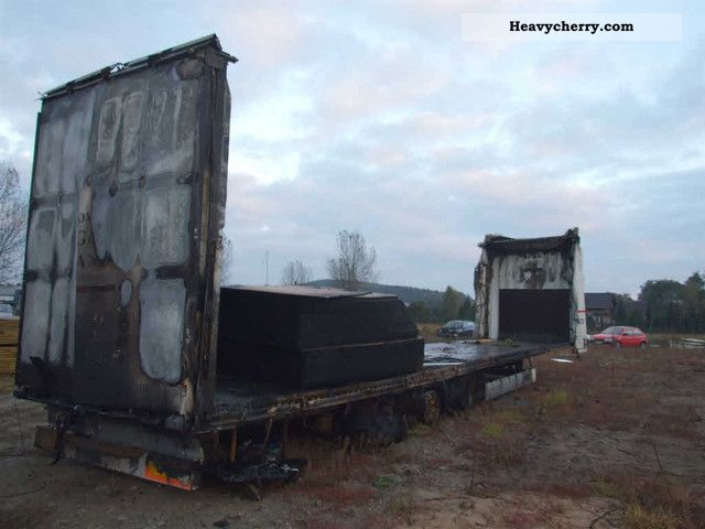 2002 General Trailer  SYY3 Semi-trailer Other semi-trailers photo