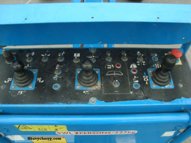 Genie Z45 25 2009 Working Platform Construction Equipment
