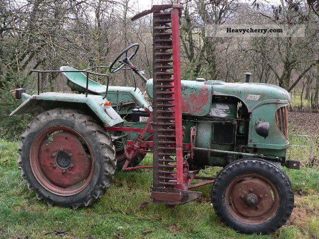 2011 Guldner  Güldner ALK8 Agricultural vehicle Tractor photo