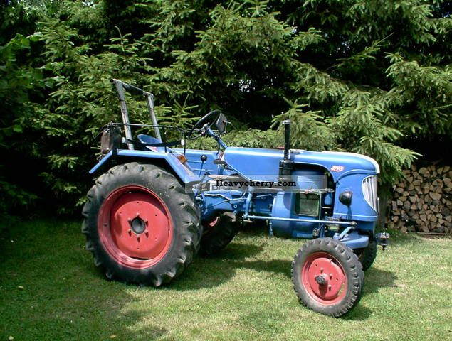 1957 Guldner  Güldner ALD Agricultural vehicle Tractor photo