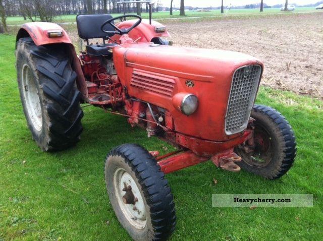 1963 Guldner  Güldner g40 S high-speed Agricultural vehicle Tractor photo