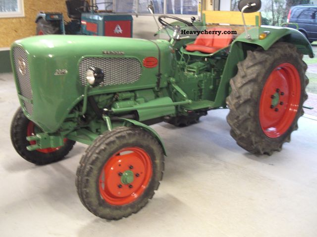 1962 Guldner  Güldner Ticino \ Agricultural vehicle Tractor photo
