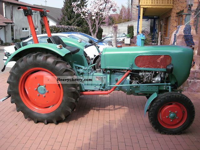 1959 Guldner  Güldner 4 TS MS Agricultural vehicle Tractor photo