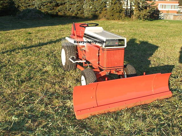 1968 Gutbrod  1026 Agricultural vehicle Other substructures photo