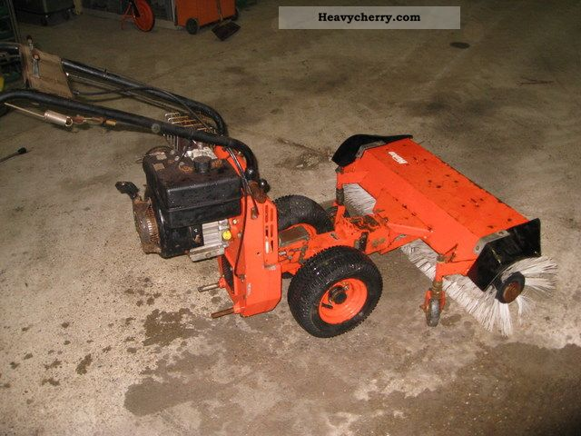 Hako Sweeper Pro Variette 2011 Other Agricultural Vehicles