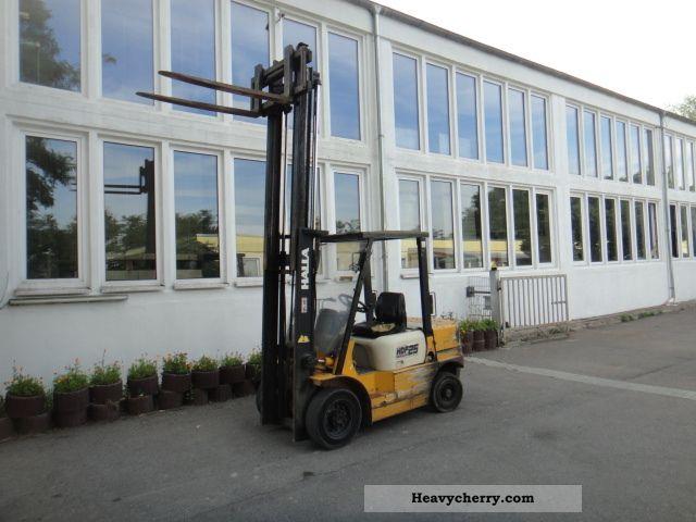 Forklift halla