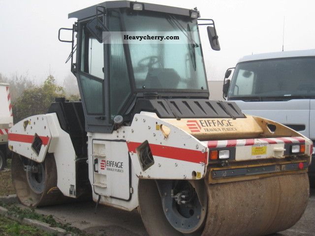 2008 Hamm  HD110 Construction machine Rollers photo