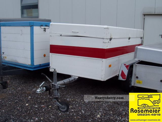 1983 Heinemann  Trailer with lid Trailer Trailer photo