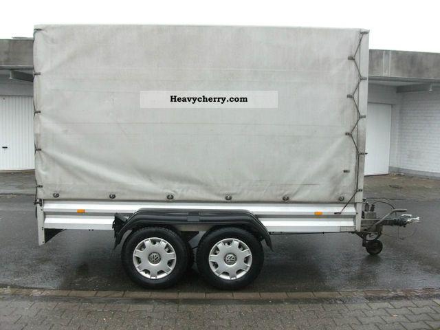 2002 Heinemann  5161R4 * Truck - Semi * 1654kg payload Trailer Stake body and tarpaulin photo