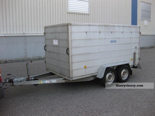 1996 Heinemann  K2231BT16 Trailer Box photo