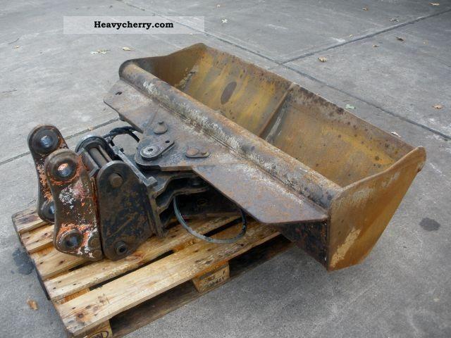 1993 Hitachi  EX 60 Construction machine Mobile digger photo