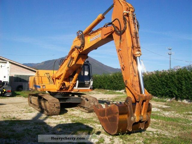 2000 Hitachi  300.2 Construction machine Combined Dredger Loader photo