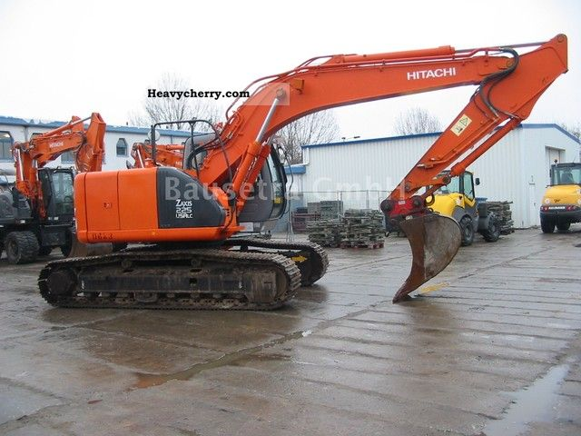 2006 Hitachi  ZX 225 URS Construction machine Caterpillar digger photo