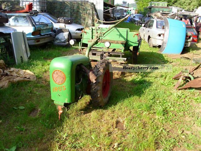 holder single axle diesel irus 1956 other agricultural. Black Bedroom Furniture Sets. Home Design Ideas